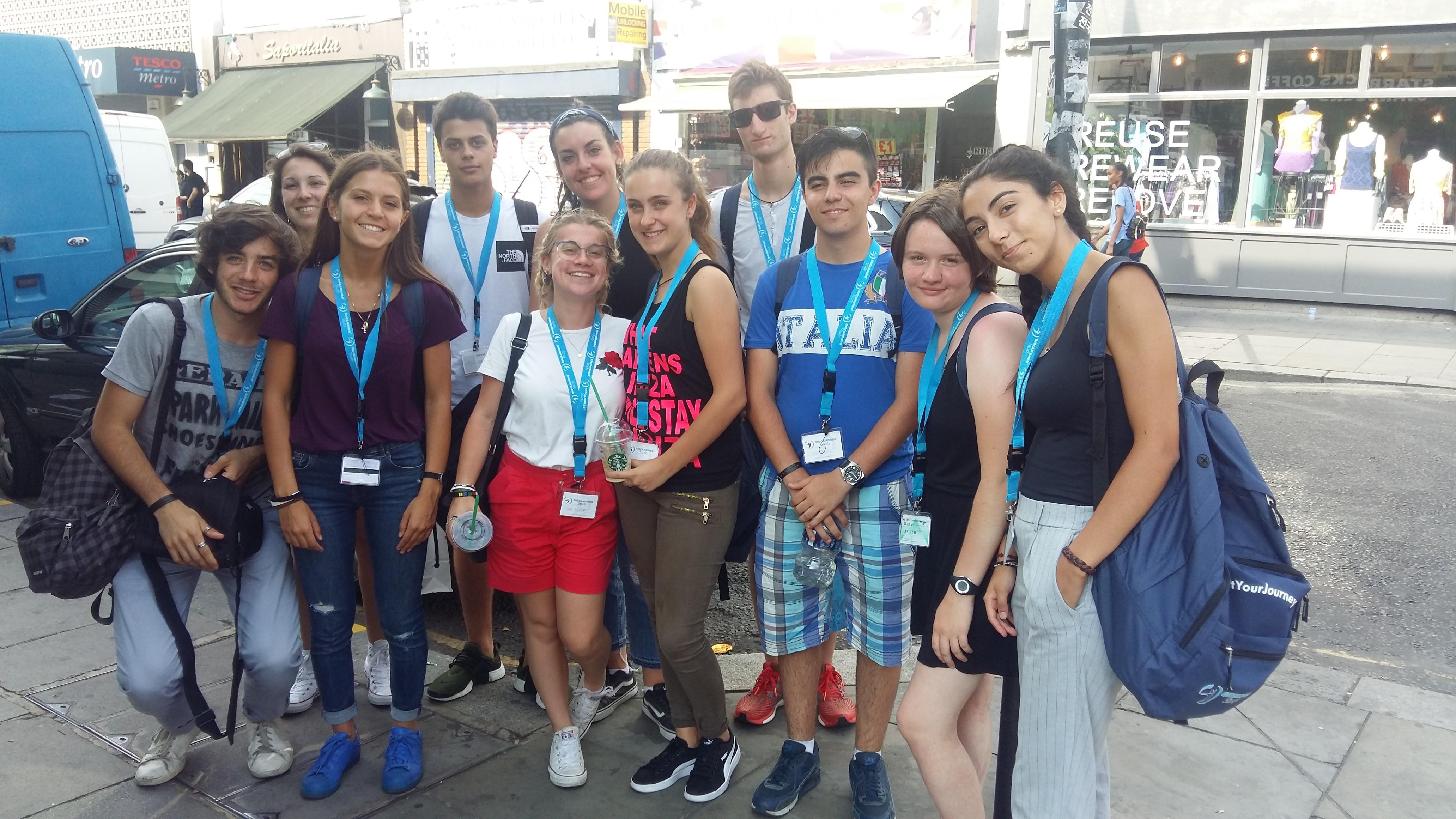 Foto del 23-07-2018 Archivi - Giocamondo Study-INGHILTERRA-GREENWICH-TURNO2-GIORNO9-FOTO1