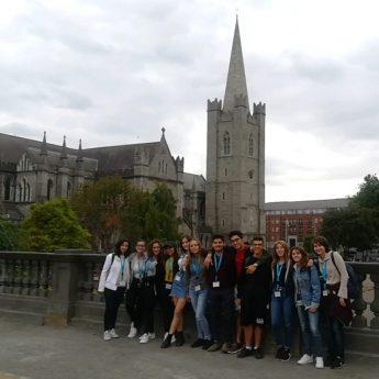 Foto Dublino Liv 2018 // Turno 2 Giorno 4 - Giocamondo Study-Irlanda-Liv-Student-turno-2-giorno-04-17--345x345