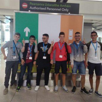 Foto Dublino Liv 2018 // Turno 3 Giorno 1 - Giocamondo Study-Irlanda-Liv-Student-turno-3-giorno-1-17--345x345