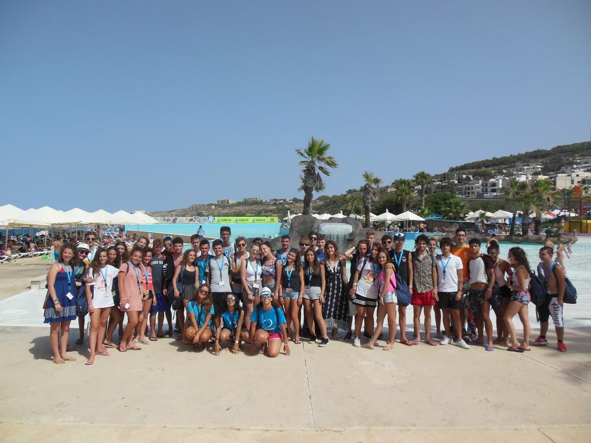 Foto del 01-07-2018 Archivi - Giocamondo Study-Malta-Junior_turno-1_giorno11_foto8