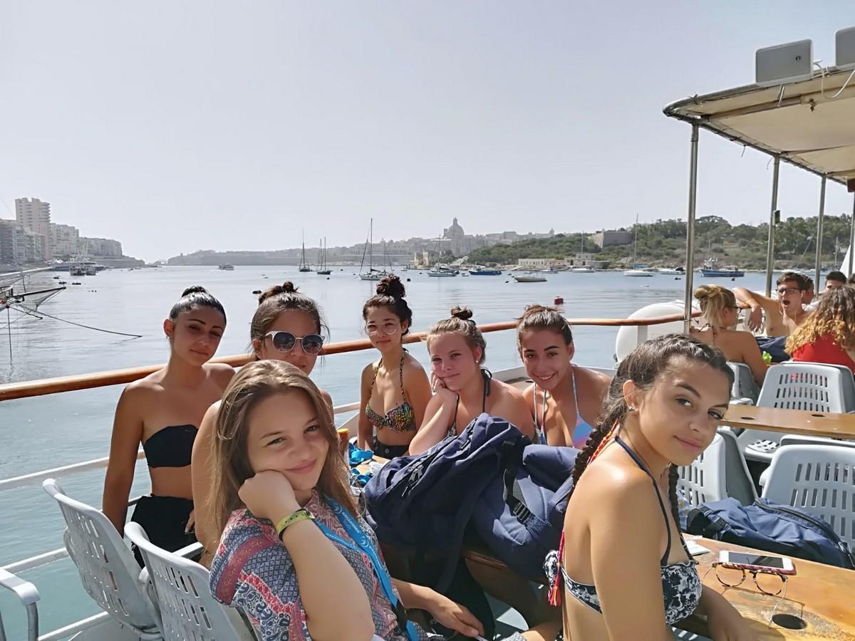 Foto del 17-07-2018 Archivi - Giocamondo Study-Malta-Junior_turno-2_giorno12_foto9