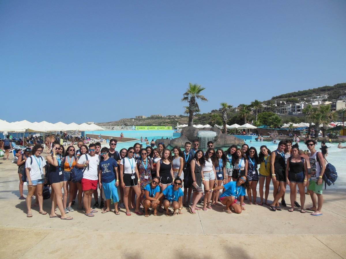 Foto del 08-07-2018 Archivi - Giocamondo Study-Malta-Junior_turno-2_giorno3_foto3