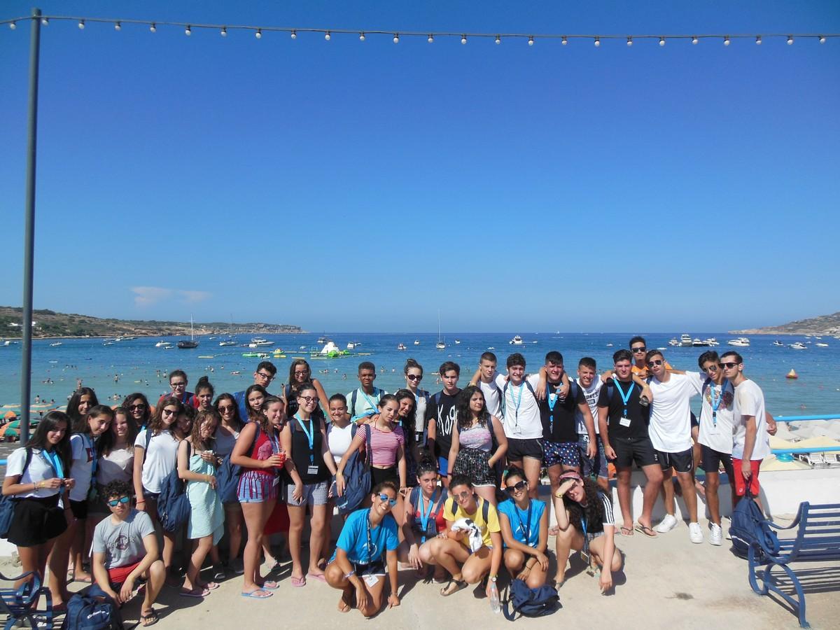 foto del 09-07-2018 Archivi - Giocamondo Study-Malta-Junior_turno-2_giorno4_foto10