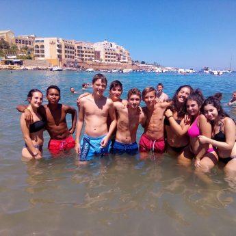 Foto Malta 2018 // Turno 3 Giorno 8 - Giocamondo Study-Malta-Junior_turno-3_giorno8_foto7-345x345