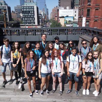 Foto Stati Uniti - New York - Pace University 2018 // Turno 1 giorno 13 // Turno 5 giorno 2 - Giocamondo Study-Newyork_turno1_giorno13_foto01-345x345