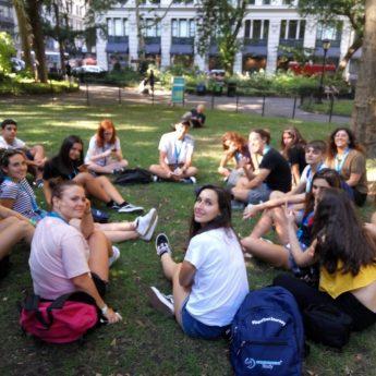 Foto Stati Uniti - New York - Pace University 2018 // Turno 1 giorno 13 // Turno 5 giorno 2 - Giocamondo Study-Newyork_turno1_giorno13_foto03-345x345
