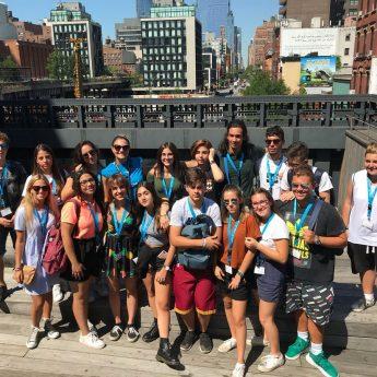 Foto Stati Uniti - New York - Pace University 2018 // Turno 1 giorno 13 // Turno 5 giorno 2 - Giocamondo Study-Newyork_turno1_giorno13_foto12-345x345