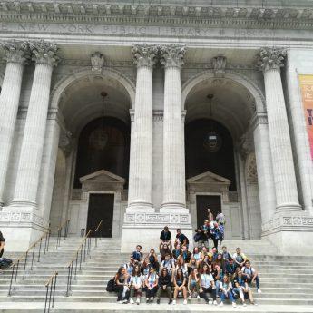 Foto Stati Uniti - New York - Pace University 2018 // Turno 5 giorno 5 // Turno 2 Giorno 1 - Giocamondo Study-Newyork_turno2_giorno1_foto01-345x345