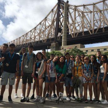 Foto Stati Uniti - New York - Pace University 2018 // Turno 5 giorno 7 // Turno 2 Giorno 3 - Giocamondo Study-Newyork_turno2_giorno3_foto12-345x345