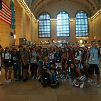 Foto Stati Uniti - New York - Pace University 2018 // Turno 5 giorno 8 // Turno 2 Giorno 4 - Giocamondo Study-Newyork_turno2_giorno4_foto01-345x345