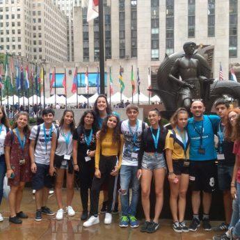 Foto Stati Uniti - New York - Pace University 2018 // Turno 5 giorno 8 // Turno 2 Giorno 4 - Giocamondo Study-Newyork_turno2_giorno4_foto02-345x345