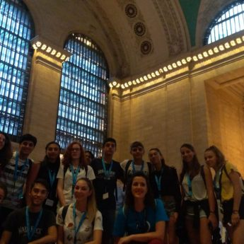 Foto Stati Uniti - New York - Pace University 2018 // Turno 5 giorno 8 // Turno 2 Giorno 4 - Giocamondo Study-Newyork_turno2_giorno4_foto03-345x345