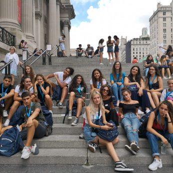 Foto Stati Uniti - New York - Pace University 2018 // Turno 3 Giorno 11 - Giocamondo Study-Newyork_turno2_giorno4_foto09-345x345