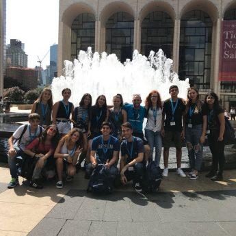 Foto Stati Uniti - New York - Pace University 2018 // Turno 5 giorno 9 // Turno 2 Giorno 5 - Giocamondo Study-Newyork_turno2_giorno5_foto02-345x345