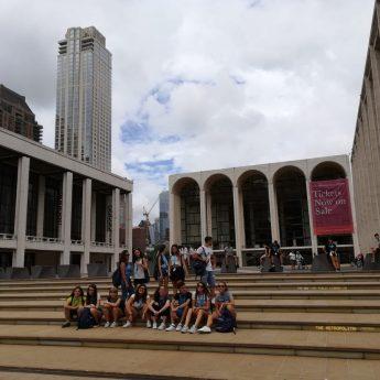 Foto Stati Uniti - New York - Pace University 2018 // Turno 5 giorno 9 // Turno 2 Giorno 5 - Giocamondo Study-Newyork_turno2_giorno5_foto04-345x345