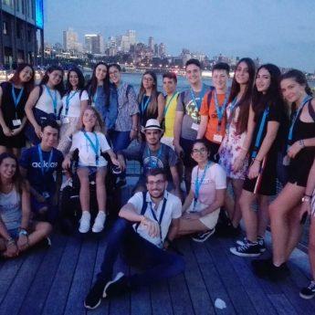 Foto Stati Uniti - New York - Pace University 2018 // Turno 5 giorno 11 // Turno 2 Giorno 7 - Giocamondo Study-Newyork_turno2_giorno7_foto07-345x345