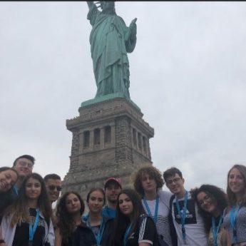Foto Stati Uniti - New York - Pace University 2018 // Turno 5 giorno 13 // Turno 2 Giorno 9 - Giocamondo Study-Newyork_turno2_giorno9_foto01-345x345