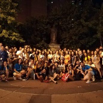 Foto Stati Uniti - New York - Pace University 2018 // Turno 5 giorno 13 // Turno 2 Giorno 9 - Giocamondo Study-Newyork_turno2_giorno9_foto02-345x345
