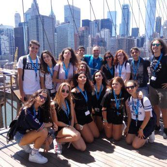 Foto Stati Uniti - New York - Pace University 2018 // Turno 1 giorno 14 // Turno 5 giorno 3 - Giocamondo Study-Newyork_turno5_giorno3_foto01-345x345