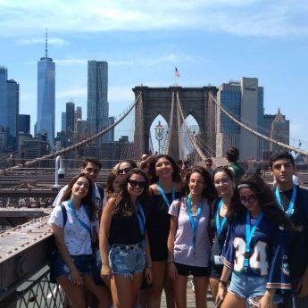 Foto Stati Uniti - New York - Pace University 2018 // Turno 1 giorno 14 // Turno 5 giorno 3 - Giocamondo Study-Newyork_turno5_giorno3_foto02-345x345
