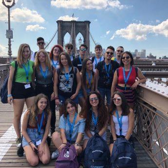 Foto Stati Uniti - New York - Pace University 2018 // Turno 1 giorno 14 // Turno 5 giorno 3 - Giocamondo Study-Newyork_turno5_giorno3_foto12-345x345