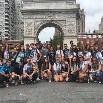 Foto Stati Uniti - New York - Pace University 2018 // Turno 5 giorno 4 - Giocamondo Study-Newyork_turno5_giorno4_foto07-345x345
