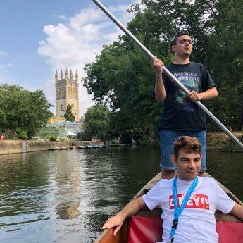 Foto Oxford 2018 // Turno 2 Giorno 13 - Giocamondo Study-UK-OXFORD-TURNO2-GIORNO13-FOTO1-345x345