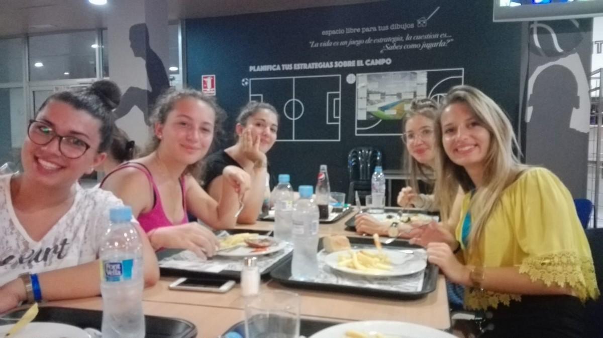Foto del 11-07-2018 Archivi - Giocamondo Study-Valencia_turno1_giorno5_foto11