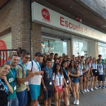 Foto Spagna - Valencia 2018 // Turno 2 Giorno 2 - Giocamondo Study-Valencia_turno2_giorno2_foto12-345x345