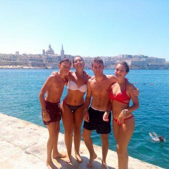 Foto Malta 2018 // Turno 3 Giorno 11 - Giocamondo Study-Malta-Junior_turno-3_giorno11_foto7-345x345