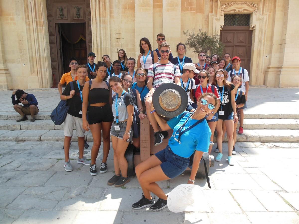 Foto del 01-08-2018 Archivi - Giocamondo Study-Malta-Junior_turno-3_giorno12_foto11