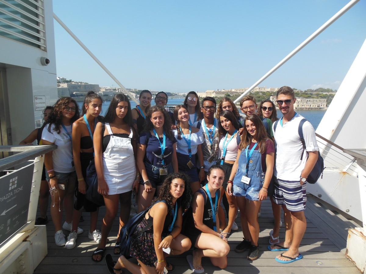 Blog Archivi - Pagina 3 di 45 - Giocamondo Study-Malta-Junior_turno-3_giorno14_foto7