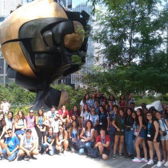Foto Stati Uniti - New York - Pace University 2018 // Turno 5 giorno 14 // Turno 2 Giorno 10 - Giocamondo Study-Newyork_turno2_giorno10_foto01-345x345
