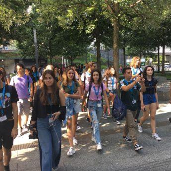 Foto Stati Uniti - New York - Pace University 2018 // Turno 5 giorno 14 // Turno 2 Giorno 10 - Giocamondo Study-Newyork_turno2_giorno10_foto11-345x345