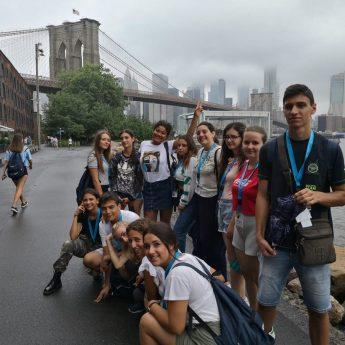 Foto Stati Uniti - New York - Pace University 2018 // Turno 2 Giorno 11 - Giocamondo Study-Newyork_turno2_giorno11_foto02-345x345