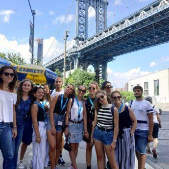 Foto Stati Uniti - New York - Pace University 2018 // Turno 2 Giorno 11 - Giocamondo Study-Newyork_turno2_giorno11_foto07-345x345