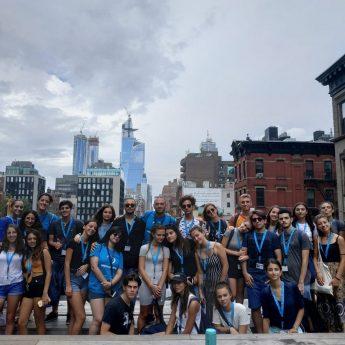 Foto Stati Uniti - New York - Pace University 2018 // Turno 2 Giorno 12 - Giocamondo Study-Newyork_turno2_giorno12_foto01-345x345