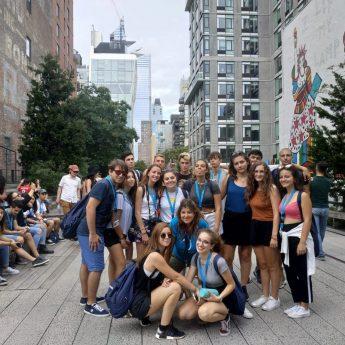 Foto Stati Uniti - New York - Pace University 2018 // Turno 2 Giorno 12 - Giocamondo Study-Newyork_turno2_giorno12_foto04-345x345