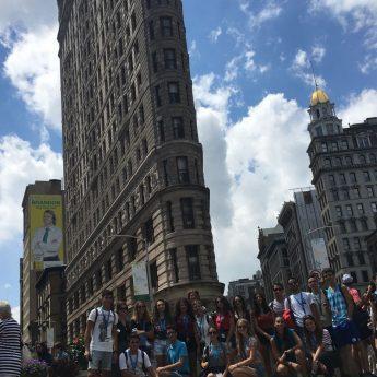 Foto Stati Uniti - New York - Pace University 2018 // Turno 2 Giorno 12 - Giocamondo Study-Newyork_turno2_giorno12_foto06-345x345