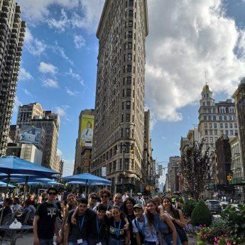 Foto Stati Uniti - New York - Pace University 2018 // Turno 2 Giorno 12 - Giocamondo Study-Newyork_turno2_giorno12_foto10-345x345