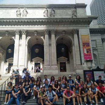Foto Stati Uniti - New York - Pace University 2018 // Turno 2 Giorno 13 - Giocamondo Study-Newyork_turno2_giorno13_foto05-345x345