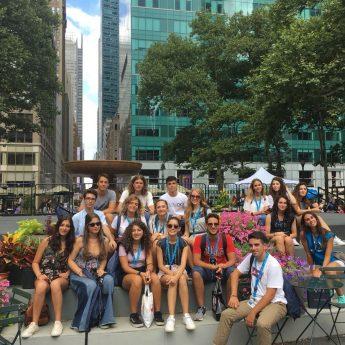 Foto Stati Uniti - New York - Pace University 2018 // Turno 2 Giorno 13 - Giocamondo Study-Newyork_turno2_giorno13_foto08-345x345