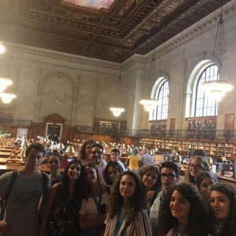 Foto Stati Uniti - New York - Pace University 2018 // Turno 2 Giorno 13 - Giocamondo Study-Newyork_turno2_giorno13_foto09-345x345