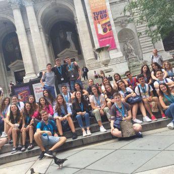 Foto Stati Uniti - New York - Pace University 2018 // Turno 2 Giorno 13 - Giocamondo Study-Newyork_turno2_giorno13_foto11-345x345