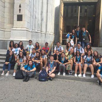 Foto Stati Uniti - New York - Pace University 2018 // Turno 2 Giorno 13 - Giocamondo Study-Newyork_turno2_giorno13_foto12-345x345