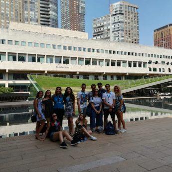 Foto Stati Uniti - New York - Pace University 2018 // Turno 3 Giorno 10 - Giocamondo Study-Newyork_turno3_giorno10_foto01-345x345
