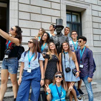 Foto Stati Uniti - New York - Pace University 2018 // Turno 3 Giorno 10 - Giocamondo Study-Newyork_turno3_giorno10_foto11-345x345