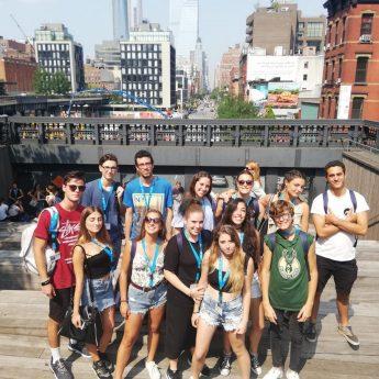 Foto Stati Uniti - New York - Pace University 2018 // Turno 3 Giorno 11 - Giocamondo Study-Newyork_turno3_giorno11_foto01-345x345