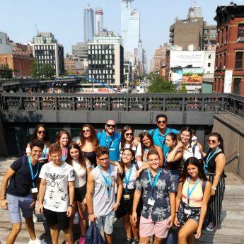 Foto Stati Uniti - New York - Pace University 2018 // Turno 3 Giorno 11 - Giocamondo Study-Newyork_turno3_giorno11_foto12-1-345x345