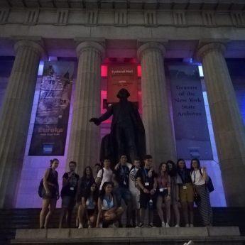 Foto Stati Uniti - New York - Pace University 2018 // Turno 3 Giorno 2 - Giocamondo Study-Newyork_turno3_giorno2_foto03-345x345